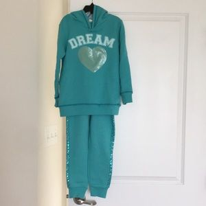 Super Cutie Hoodie With Matching Pants